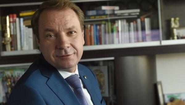 Заместитель председателя правления Сбербанка Станислав Кузнецов. Архивное фото