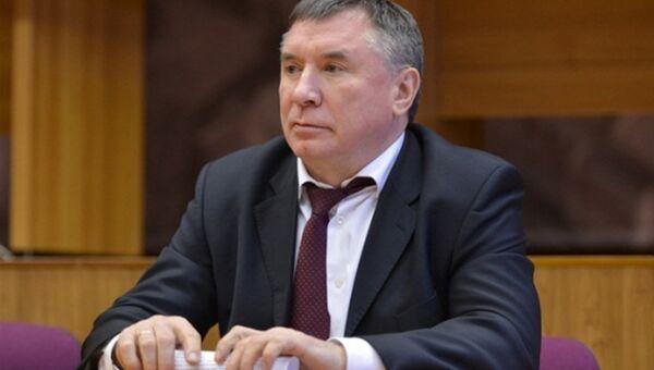 Самовыдвиженец Андрей Яцун на предстоящих в 2018 году выборах президента РФ. Архивное фото
