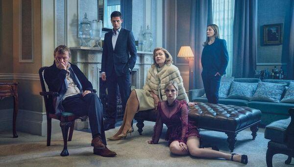 Сериал МакМафия, выходящий на телеканале BBC