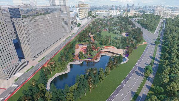 парк Зиларт
