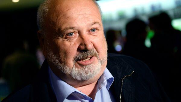 Ректор ВГИК Владимир Малышев