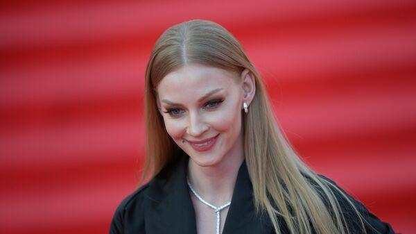 Актриса Светлана Ходченкова на церемонии открытия 38-го Московского международного кинофестиваля в Москве