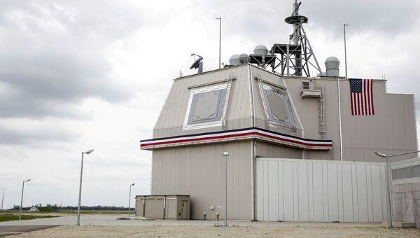 Американская система противоракетной обороны Aegis Ashore. Архивное фото