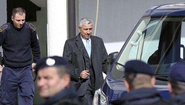 Сербский политик Оливер Иванович. Архивное фото