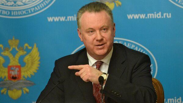 Александр Лукашевич. архивное фото