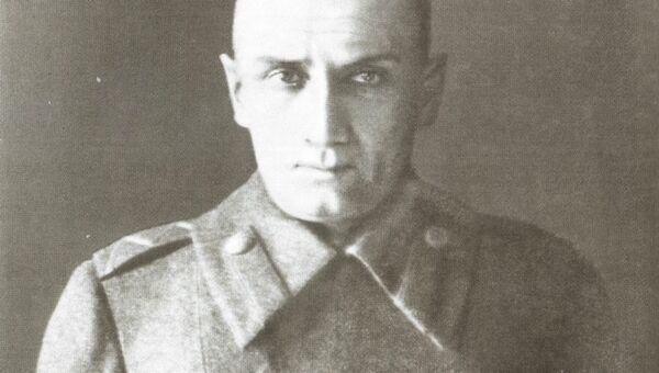 Последняя фотография Александра Колчака, сделанная после 20 января 1920 года. Архивное фото