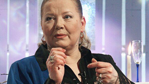 Людмила Сенчина. Архивное фото