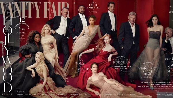 Обложка спецвыпуска журнала Vanity Fair