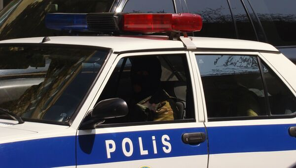 Сотрудники правоохранительных органов Азербайджана. Архивное фото