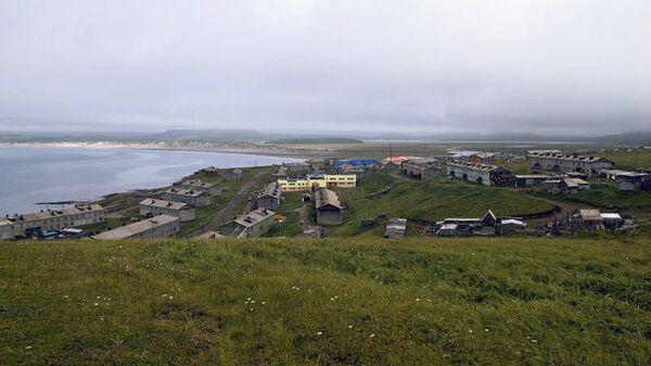 Посёлок Никольское. Командорские острова