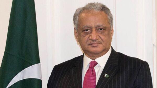 Чрезвычайный и Полномочный Посол Пакистана в России Кази Мохаммад Халилулла