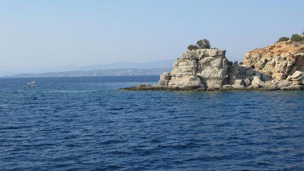 Морское побережье Греции