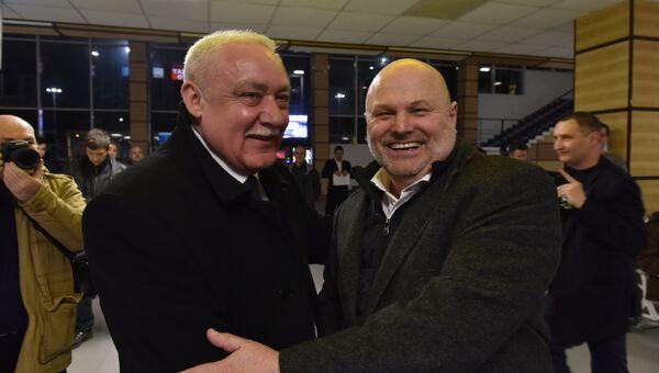 Визит немецких региональных депутатов в Крым