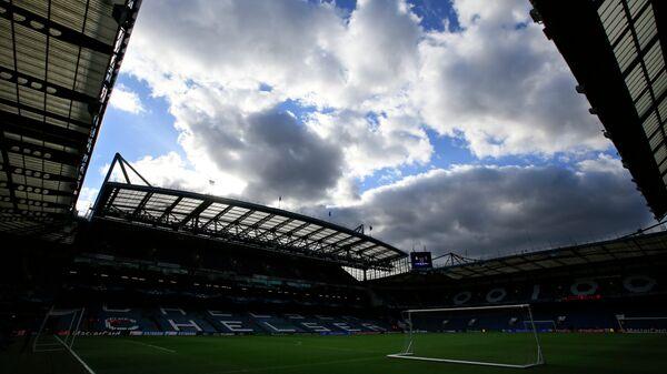 Стадион футбольного клуба Челси Стэмфорд Бридж