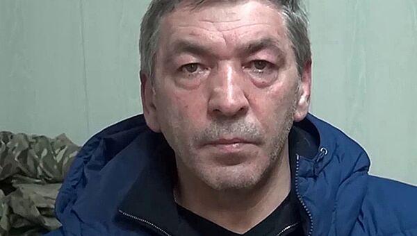 Временно исполняющий обязанности председателя правительства Республики Дагестан Абдусамад Гамидов, задержанный сотрудниками ФСБ РФ в ходе специальной операции. 5 февраля 2018