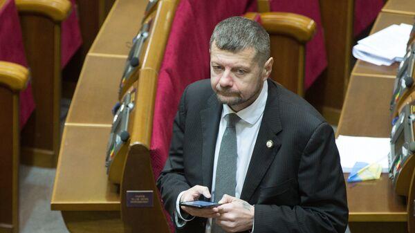 Депутат Верховной рады Игорь Мосийчук