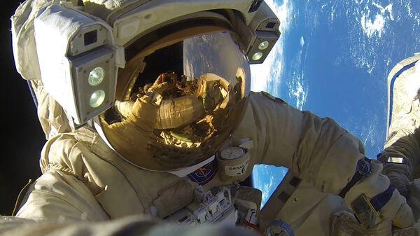 В России разработают альтернативный скафандр для космонавтов