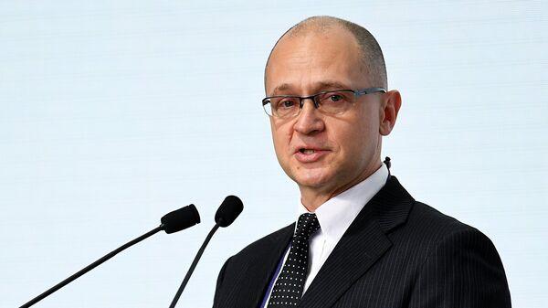 Первый заместитель руководителя администрации президента РФ Сергей Кириенко. Архивное фото