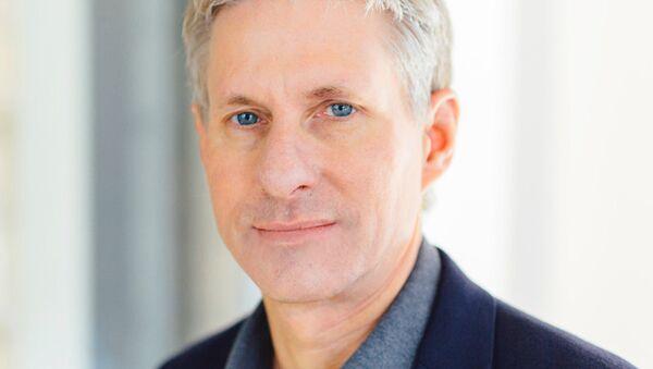 Генеральный директор компании Ripple Крис Ларсен. Архивное фото