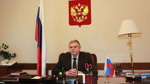 Чрезвычайный и Полномочный Посол РФ в Иордании Борис Болотин