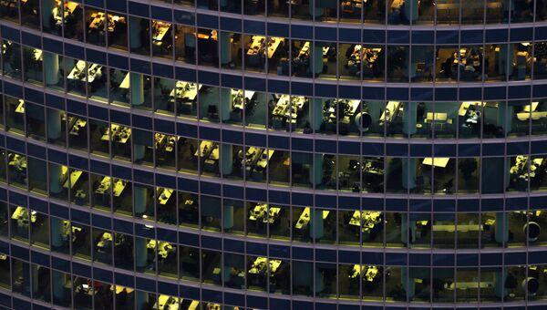 Офисы Международного делового центра Москва-Сити