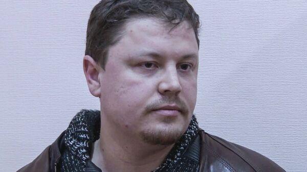 Гражданин Украины Константин Давыденко, задержанный сотрудниками ФСБ РФ в Симферополе за шпионаж