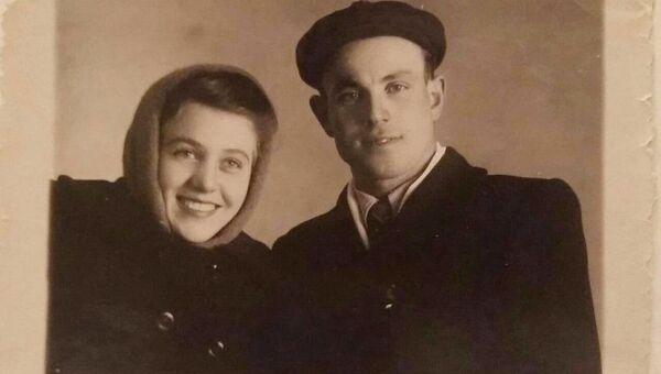 Мария и Николай, 3 сентября 1957 год