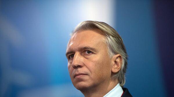 Председатель правления, генеральный директор ПАО Газпром нефть Александр Дюков