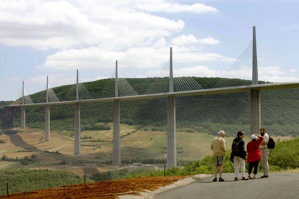 Мостовое сооружение Виадук Мийо