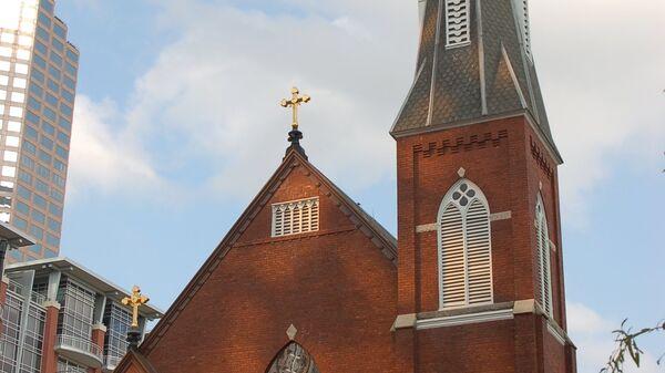 Католическая церковь в США. Архивное фото
