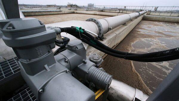 В Калужской области подключили централизованную систему водоотведения