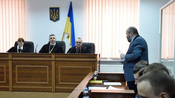 Предварительное судебное заседание по уголовному делу об убийстве Олеся Бузины
