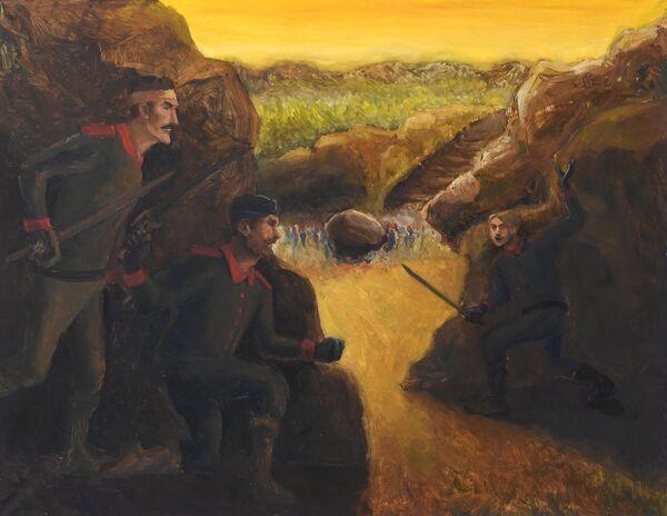 В засаде, Гусева Анастасия