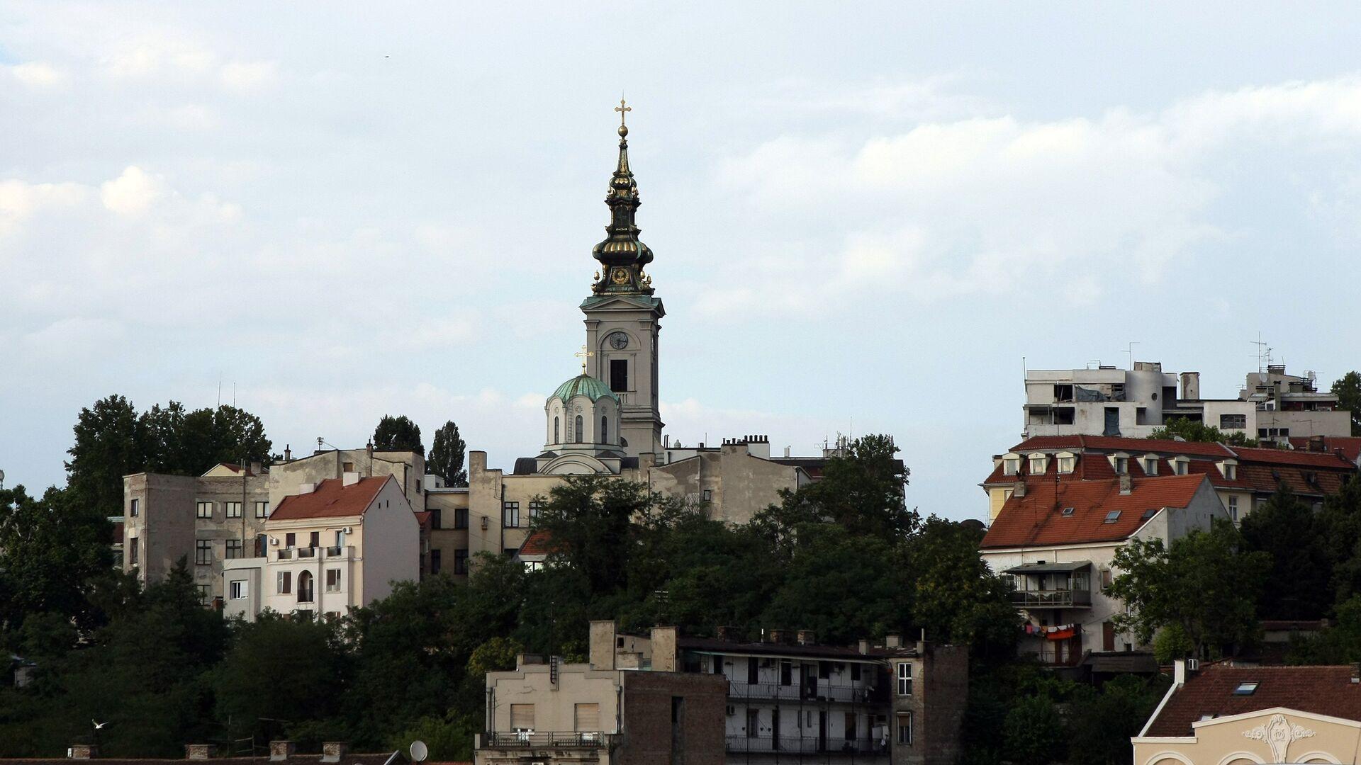 Белград - РИА Новости, 1920, 27.07.2020