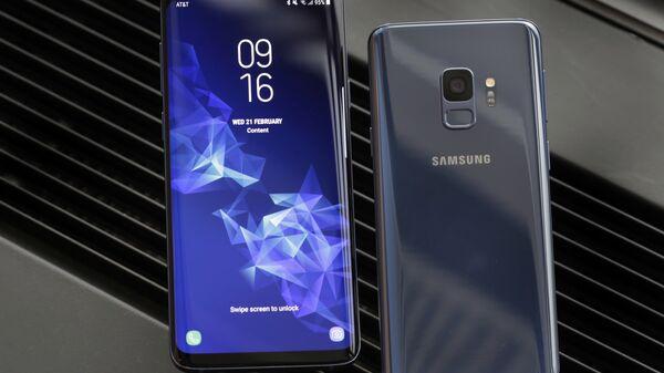Телефоны Samsung Galaxy S9 Plus и Samsung Galaxy S9