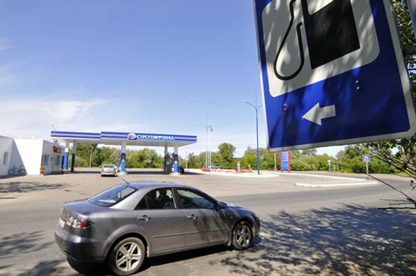 Госдума не стала включать транспортный налог в стоимость бензина