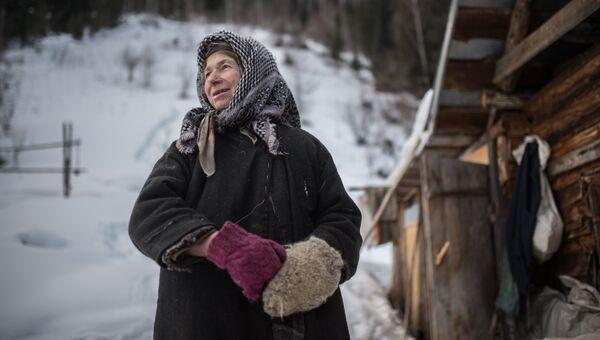 Агафья Карповна Лыкова
