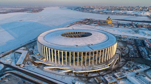 Стадион Нижний Новгород. Архивное фото