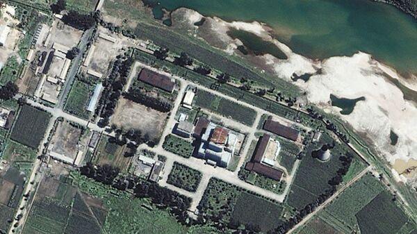 Ядерный научно-исследовательский центр в Йонбёне, КНДР