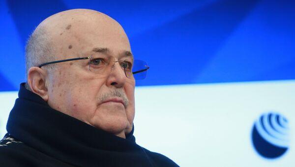 Председатель Союза театральных деятелей РФ Александр Калягин. Архивное фото