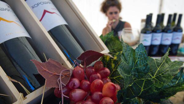 Винный фестиваль In Vino Veritas в Коктебеле. Архивное фото