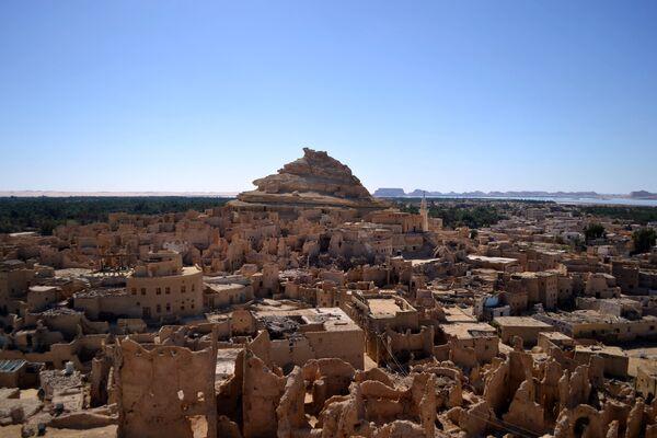 Оазис Сива в Египте