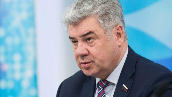 Председатель Комитета СФ по обороне и безопасности Виктор Бондарев. Архивное фото