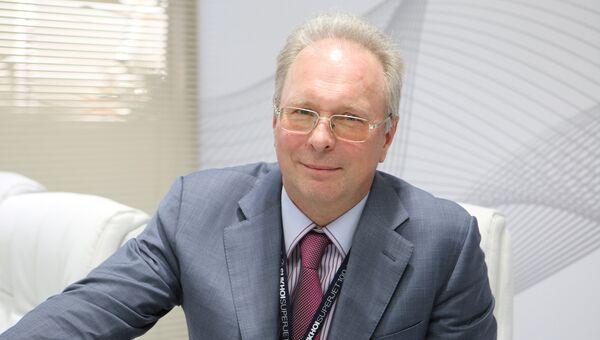 Президент ГСС Александр Рубцов