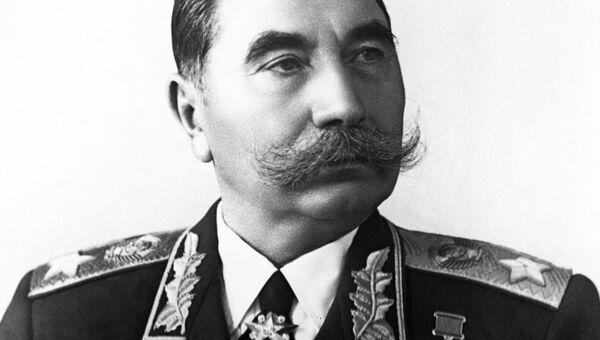 Маршал Советского Союза Семен Михайлович Буденный