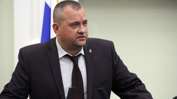 Первый заместитель главы администрации Тамбовской области, руководитель аппарата главы администрации области Олег Иванов