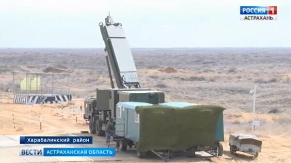 Радар новейшего ЗРК С-500 впервые показали на видео