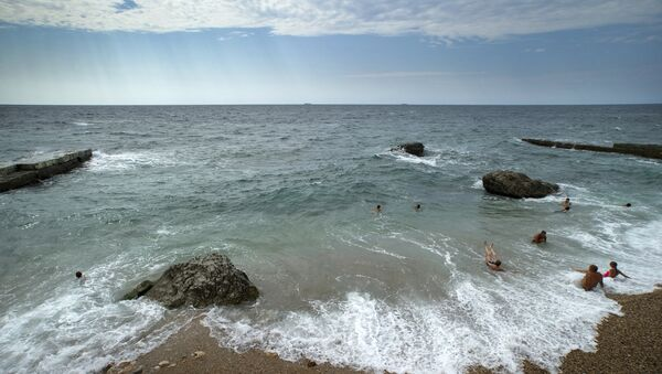 Берег моря. Архивное фото