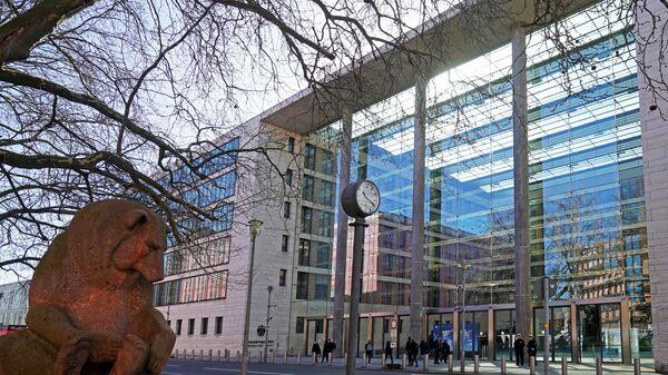 Здание Министерства иностранных дел Германии в Берлине. Архивное фото