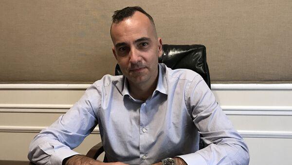 Адвокат Александрос Папастериопулос. Архивное фото